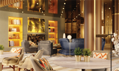 Almanac, el nuevo hotel de lujo de Barcelona