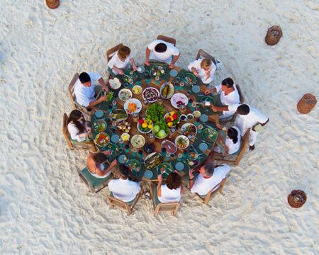 Experiencia de 8 estrellas Michelin en las Maldivas