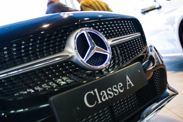 Autolica,  Concesionario Mercedes-Benz y smart  en Escocia con Travelface