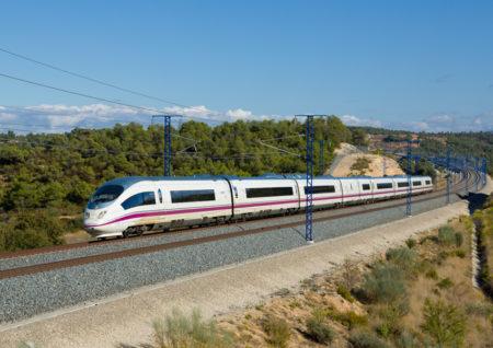 Nueva Sala Executive de RENFE, Trenes AVE