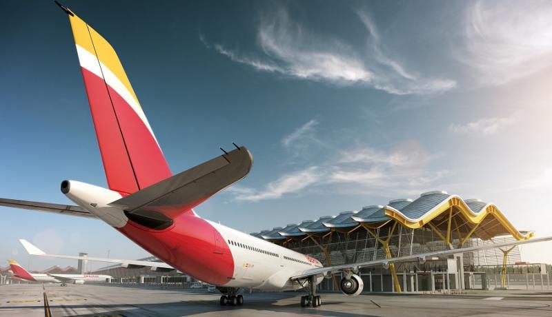 Iberia se consolida como la Aerolínea Internacional más puntual del mundo y de Europa.
