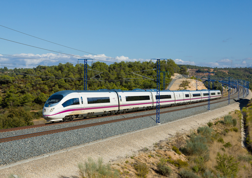 Nueva Sala Executive de RENFE, Trenes AVE
