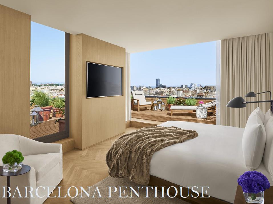 The Barcelona EDITION: nuevo hotel en Barcelona