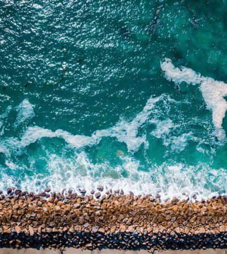 Las increíbles imágenes del concurso de fotografía con drones