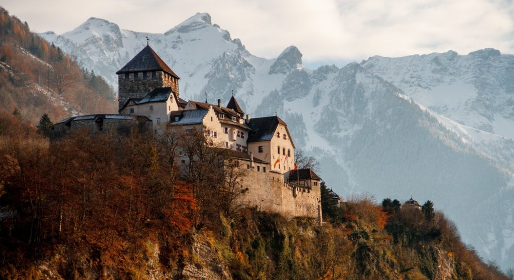 Liechtenstein destinos europeos