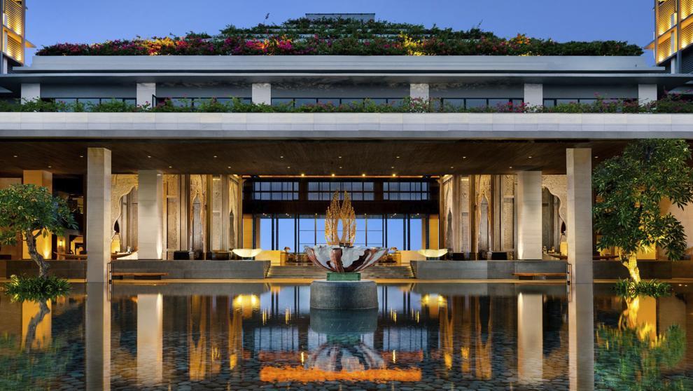 Así es el mejor hotel de lujo del mundo