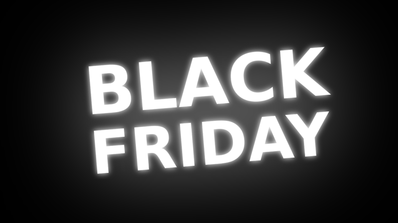 Especial BLACK FRIDAY, ¿Te lo vas a perder?