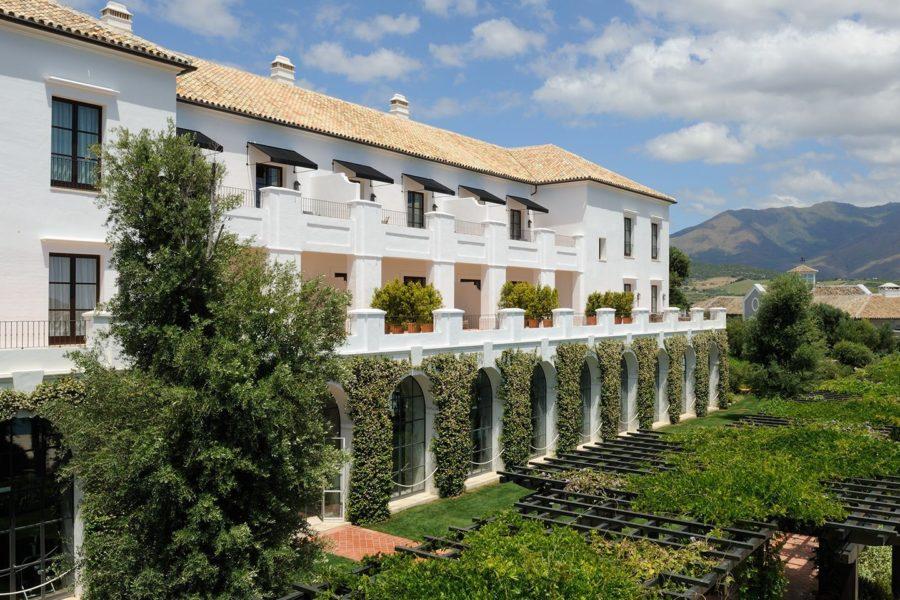 """Finca Cortesin es elegido """"Mejor Resort en España y Portugal"""""""