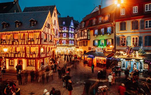 Mercadillos de Navidad en Reims y la  Champagne
